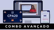 Combo CPA20   Avançado (Material digital completo + Acesso a Plataforma de Questões + Comentários em vídeo)