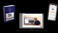 Combo CEA   Avançado (Vídeo-questões + Apostilas Premium + Simulados)